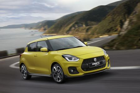 """¡Bólido a la vista! Con 140 CV y 970 kg, el nuevo Suzuki Swift Sport será """"más estimulante en todos los sentidos"""""""