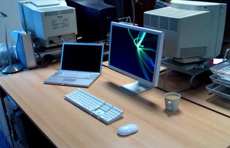 La presencia de Apple en las oficinas aumenta