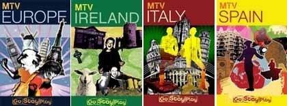 Nuevas guías de viaje MTV