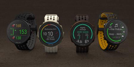 Polar Vantage M2 y Polar Ignite 2: dos nuevos relojes deportivos de Polar para sacar el máximo a tu entrenamiento seas principiante o avanzado