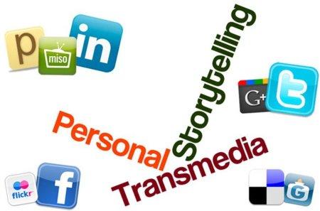 Haz de tu vida una narración Transmedia a través de las redes sociales