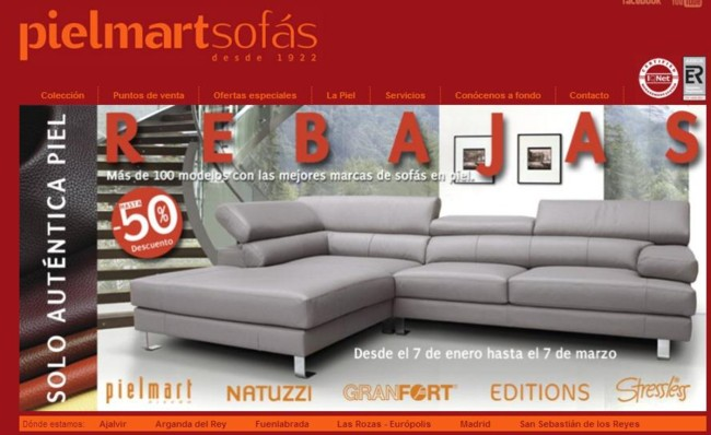 marcas sofa