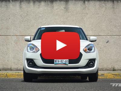 Suzuki Swift 1.2 GLX, videoprueba: Es pequeño, pero con grandes capacidades