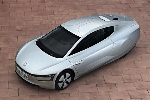 Volkswagen XL1: era diesel e híbrido y podía alcanzar un consumo cercano a los 110 km/l