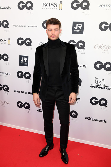 Eugen Bauder Red Carpet Arrivals Gq Men Of The Year Award 2018