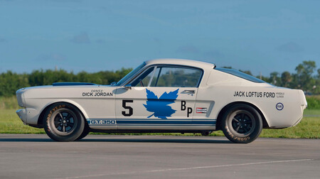 Ford Mustang Shelby Gt350r 2