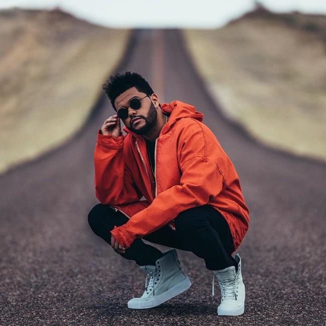 The Weeknd colabora con Puma y ya tenemos adelanto de lo que se viene