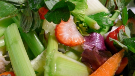 Aumentar el consumo de frutas y verduras, el primer paso para una dieta sana