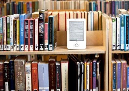 Las Bibliotecas Públicas nos dejarán libros electrónicos, ¿realmente es necesario?
