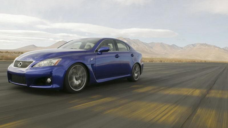 Foto de Lexus IS-F (63/111)