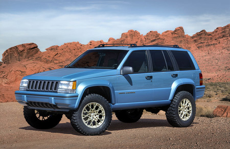 Jeep Grand One