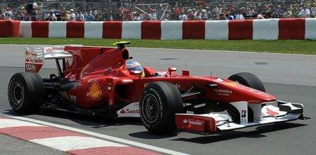 Ferrari llevará al Gran Premio de Europa una versión muy revisada del F10