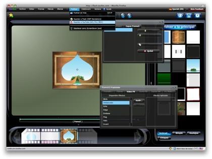Lanzado Toufee 2, ahora sobre la plataforma Flex 3 de Adobe