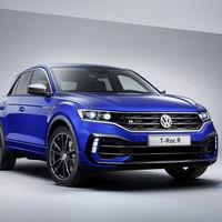 Volkswagen T-Roc R: 300 hp y alto performance para el pequeño de la familia de SUV