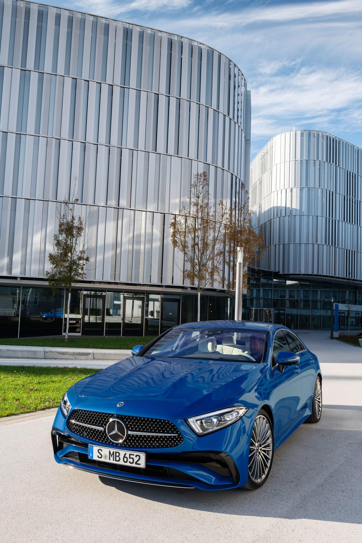 Foto de Mercedes-Benz CLS 2022 (19/63)