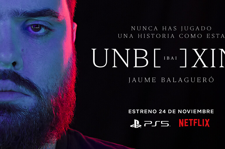 'Unboxing Ibai', tráiler oficial: Ibai Llanos enseñará la PlayStation 5 en un disparatado corto de Netflix