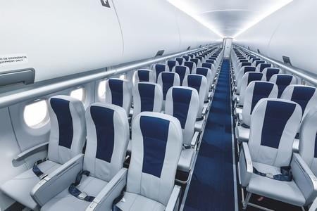 Aviones Interior Asientos Separados