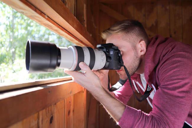 Canon EOS 70D enfoque