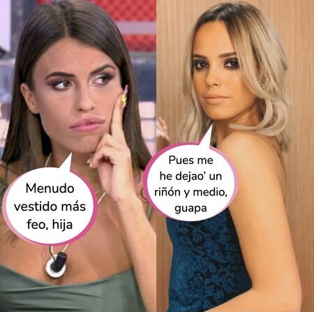 """Sofía Suescun carga sin miedo contra Gloria Camila: """"Llevaba a Kiko Jiménez por el mal camino, a derrochar"""""""