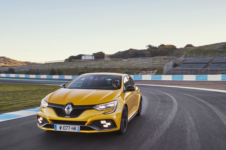 Foto de Renault Mégane R.S. 2018, toma de contacto (14/129)