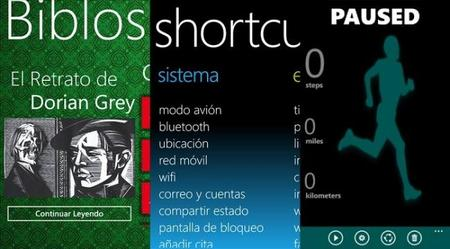 Aplicaciones con firma hispana: Shortcuts4All, Step Counter y Dorian Gray
