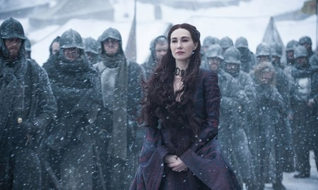 Melisandre Game Thrones