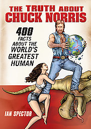 Chuck Norris demanda al libro de sus 'Verdades'