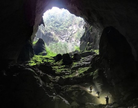 Esta es la cueva más grande del mundo y tiene más de seis kilómetros de largo