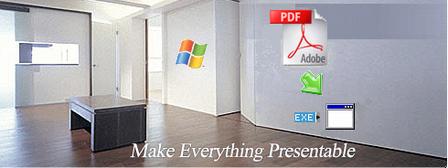 PDF2exe, para abrir PDF siempre