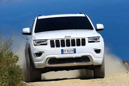 Jeep Grand Cherokee, precios en España