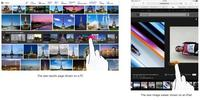 Bing Imágenes actualiza su diseño para adaptarse mejor a diferentes resoluciones de pantalla