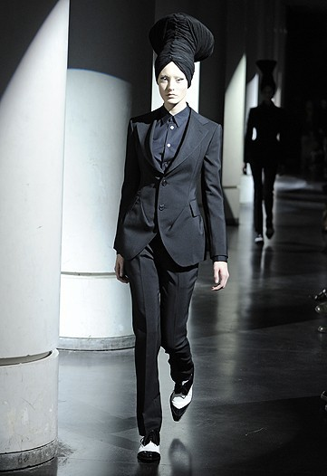 Foto de Junya Watanabe, Primavera-Verano 2010 en la Semana de la Moda de París (13/13)
