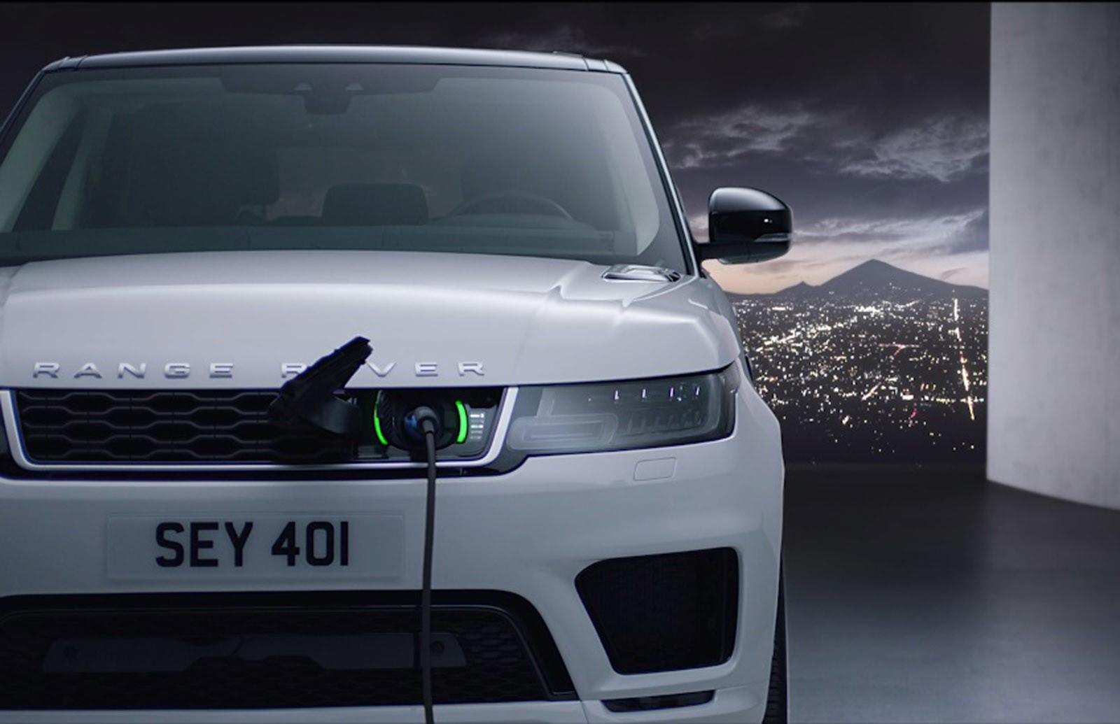 Foto de Range Rover Sport PHEV 2018 (12/24)