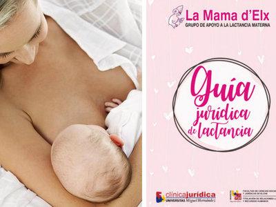 Publican la 'Guía Jurídica de Lactancia': conoce todos tus derechos como madre lactante