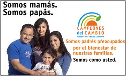 Campeones del Cambio, las mamás son la solución para instaurar un estilo de vida óptimo en los niños