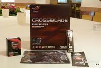 ASUS Crossblade Ranger en México, la motherboard FM2+ más completa para gamers