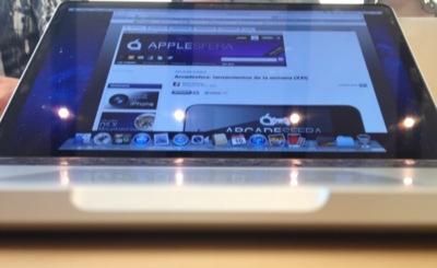 Primeras impresiones del nuevo MacBook Pro Retina