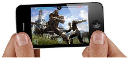 iPhone 4S cuenta con 512MB de RAM, según la gente de Infinity Blade