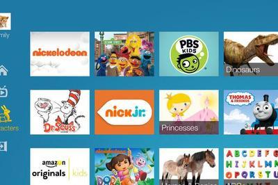 Amazon traerá FreeTime a su Fire TV, una interfaz pensada para los más pequeños
