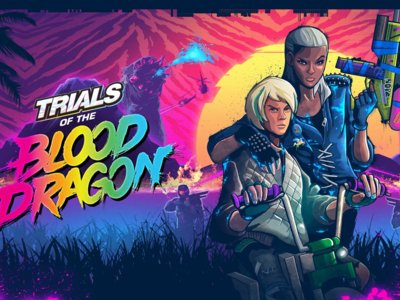 Completa la demo de Trials of the Blood Dragon en PC y llévatelo totalmente gratis