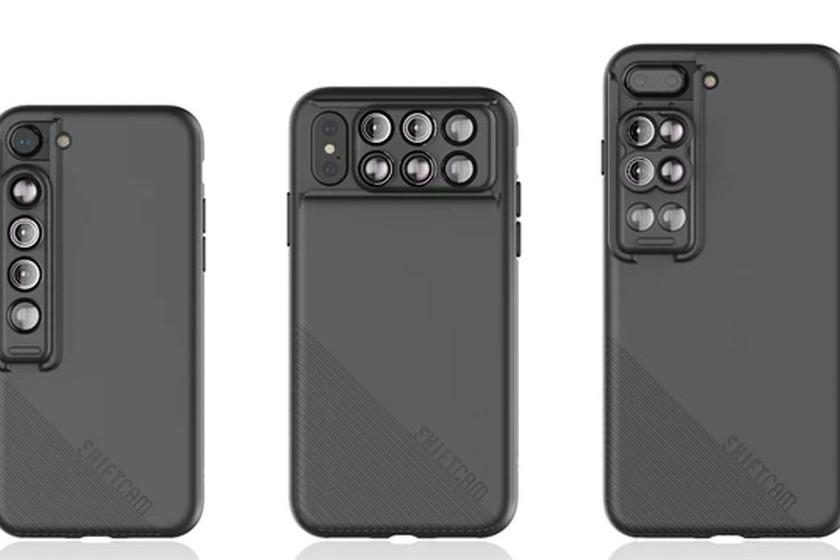 Shiftcam 2.0: un accesorio de lentes para iPhone