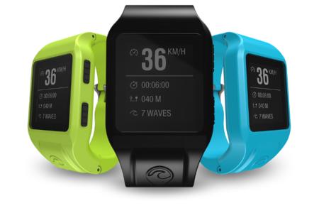 Glassy Pro One, un reloj inteligente para surfistas