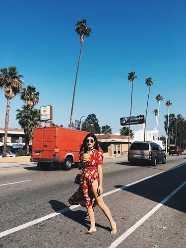 Los Ángeles, lugar de peregrinación para las influencers de moda españolas