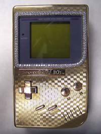 GameBoy de oro