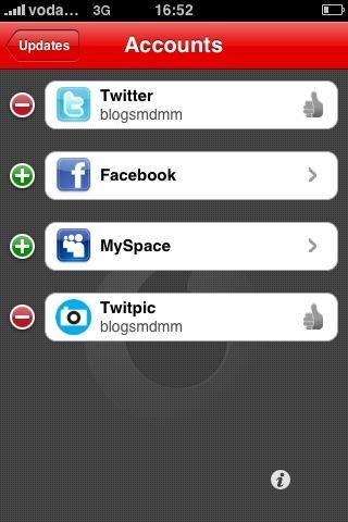 Vodafone Update, las redes sociales según Vodafone