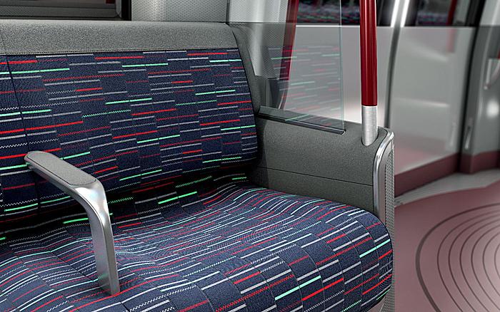 Metro de lOndres nuevo