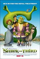 Poster definitivo de 'Shrek Tercero'
