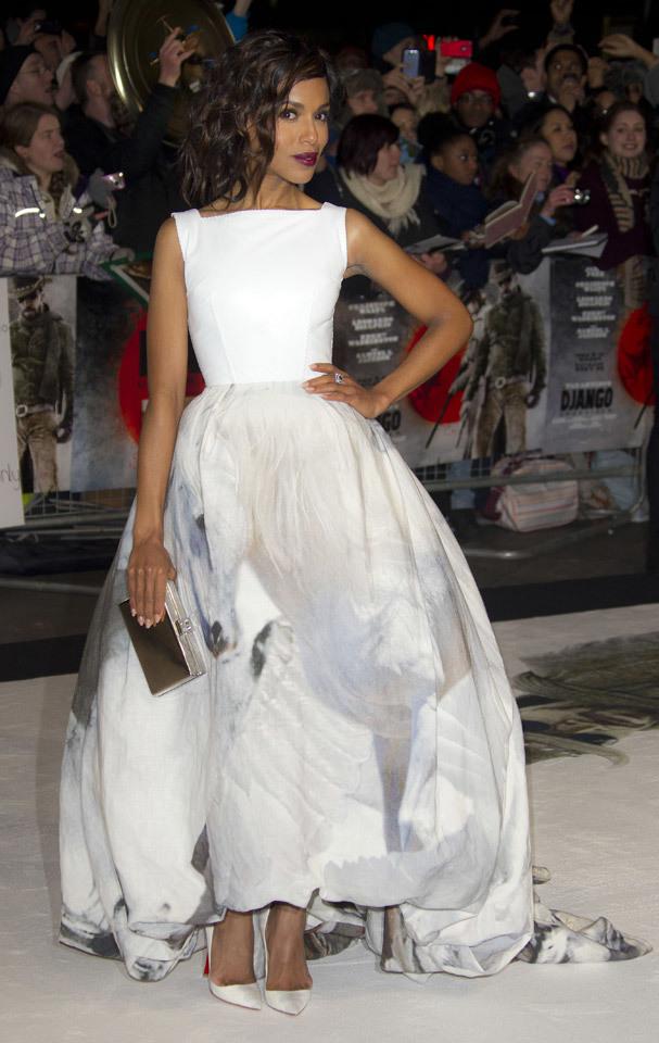 Top 5-1: famosas mejor vestidas en las fiestas 2013