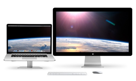 HiRise for MacBook, un stand para los portátiles de Apple con estilo
