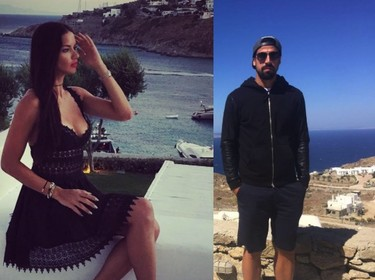 Rumores de verano: Adriana Lima y Sami Khedira se dan cremita